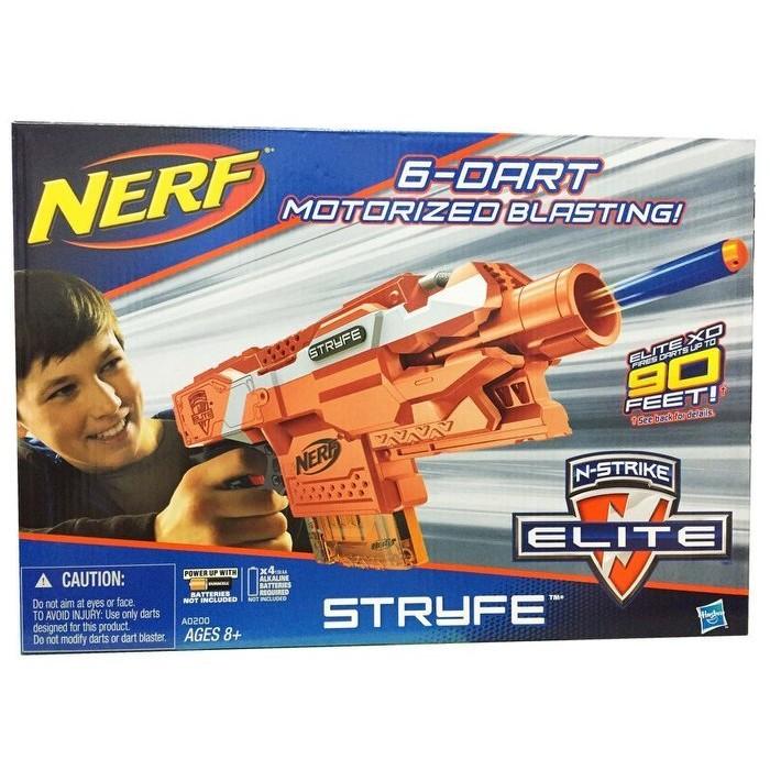 ~MR W ~NERF ELITE 殲滅者自動衝鋒槍軟彈槍安全子彈泡棉子彈玩具槍空氣槍模型