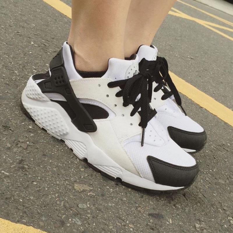 Nike 黑白熊貓武士鞋(正品)