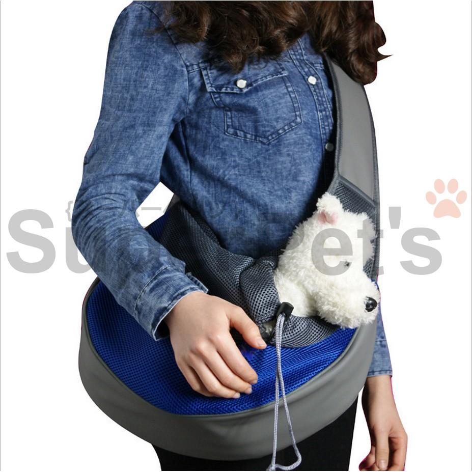 寵物外出包、單肩包、側背包、寵物包、狗狗、貓咪、寵物用品、斜單肩側背包、寵物背包~