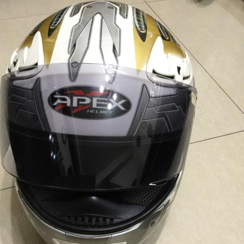 APEX 全罩安全帽