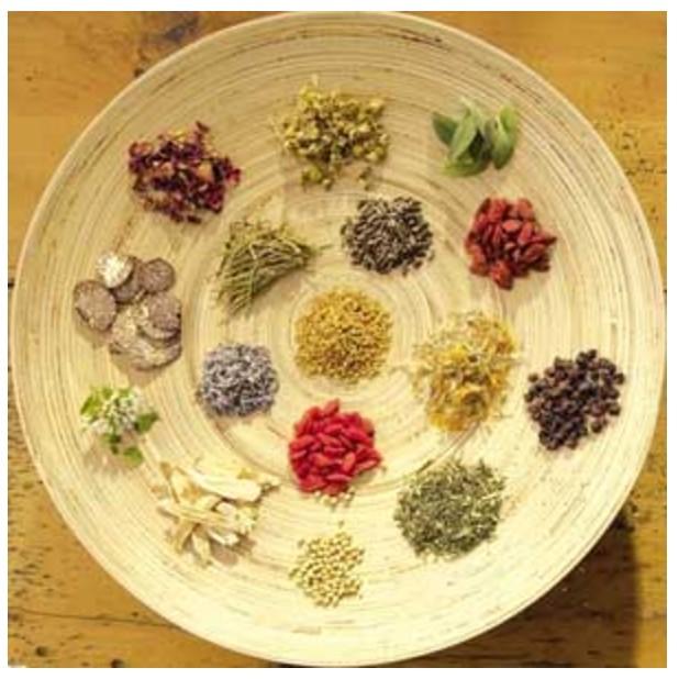 ~乾燥花草茶~薰衣草、玫瑰、金盞花、洋甘菊、桂花