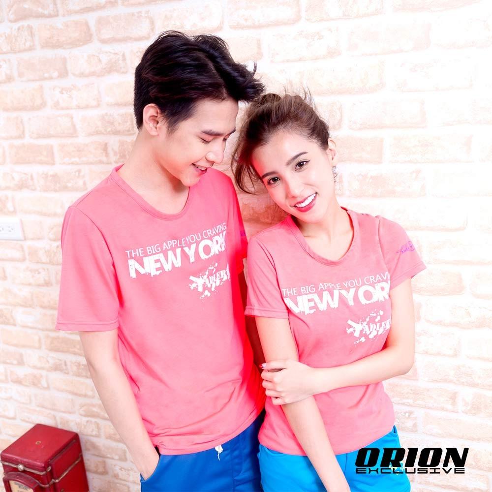 ORION 圓領情侶T 恤全面半價MIT 情侶印花百搭潮T 美式風格團體服多款背心情侶款