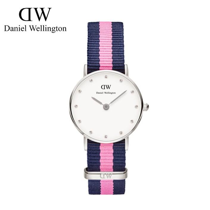 ~BUANG ~DanielWellington 女錶丹尼爾惠靈頓手錶簡約小錶盤正品DW