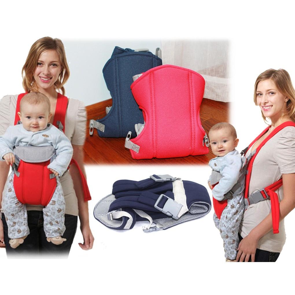 嬰兒外出背巾嬰兒背帶~烏咪之舖~透氣背巾