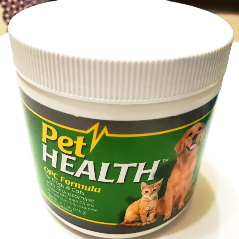 ~美國 PetHealth 寵物OPC ~貓犬用健康抗氧化超級明星產品寵物OPC 抗氧化兩