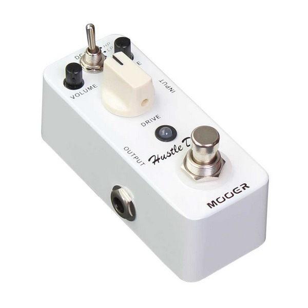 ~唐尼樂器︵~Mooer Micro Series Hustle Drive 電吉他電貝斯