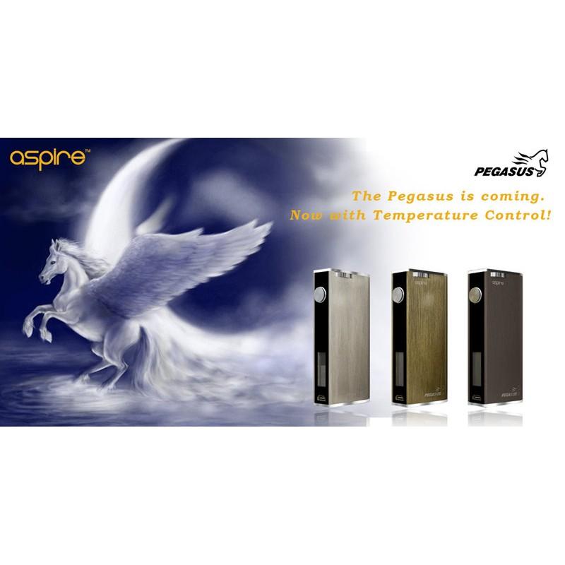 ~蒸汽密室~ 正品Aspire Pegasus 飛馬70W 溫控單主機 IPV D2 su