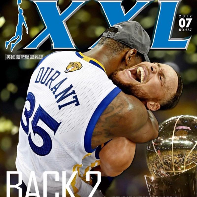 XXL 美國職籃聯盟雜誌NBA LBJ 2015 ~2017 1 12 月號Kobe 單買