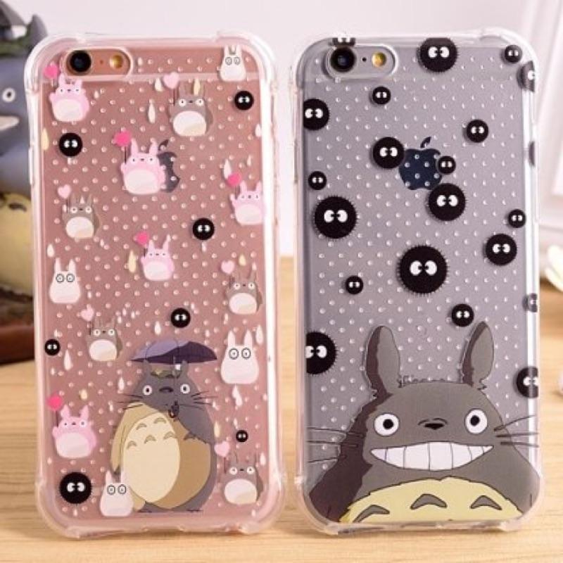 iphone6 6s 龍貓氣墊手機軟殼iphone6plus 6splus 龍貓氣墊手機殼