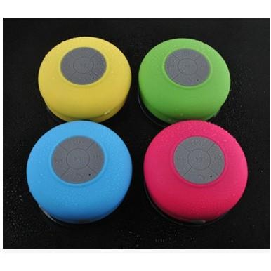 防水吸盤無線藍牙音箱浴室小音響護外便攜免提通話低音炮車載藍牙小音箱旅行小音箱
