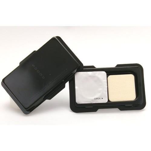 CHU SUQQU 晶采立體水凝粉餅1g 、晶采光感粉餅0 4g 底妝精巧版