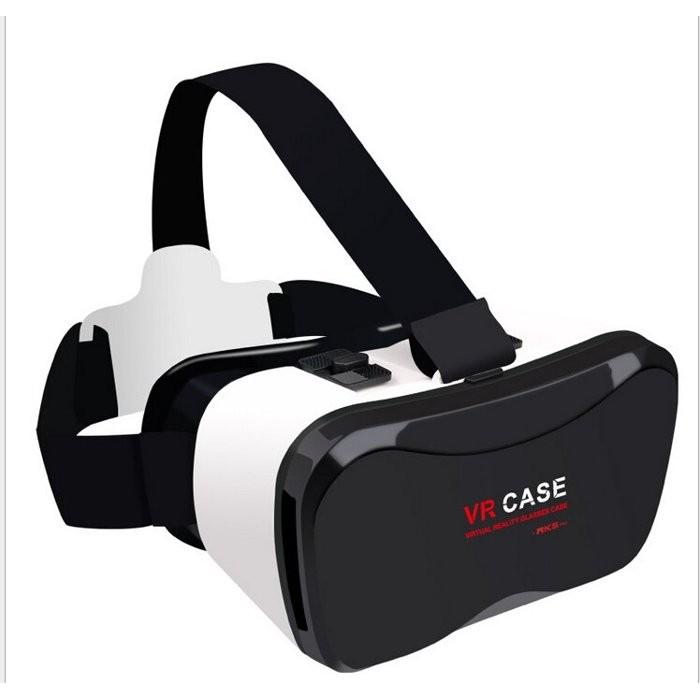第六代出貨VR CASE 5plus VR BOX 手機3D 眼鏡頭戴式虛擬現實vrbox