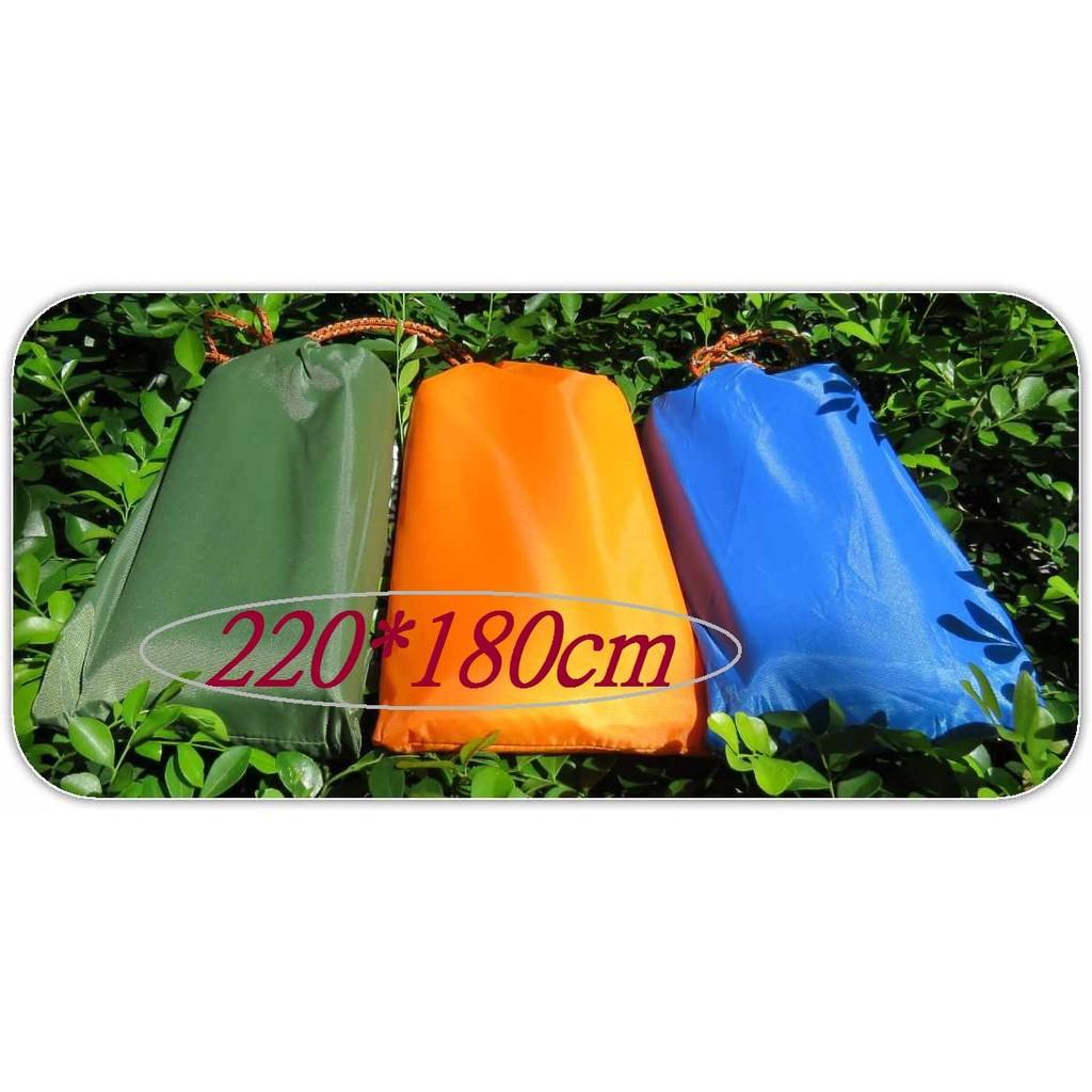 彎勾地釘i 超大輕量防水布地布野餐墊遮陽布天幕雨衣地墊防潮布多用途戶外野餐露營登山墊