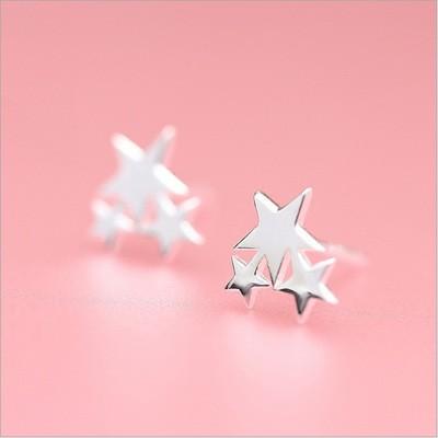 s925 !就是要買它,自帶送禮神器,母親節 ,可愛小物,喵星人,貓咪飾戴珠寶~純銀耳釘,