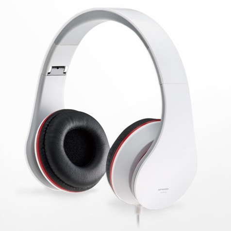 ~迪特軍3C ~E books G3 跨界摺疊高音質全罩耳機白耳機手機耳機電腦耳機耳罩式耳