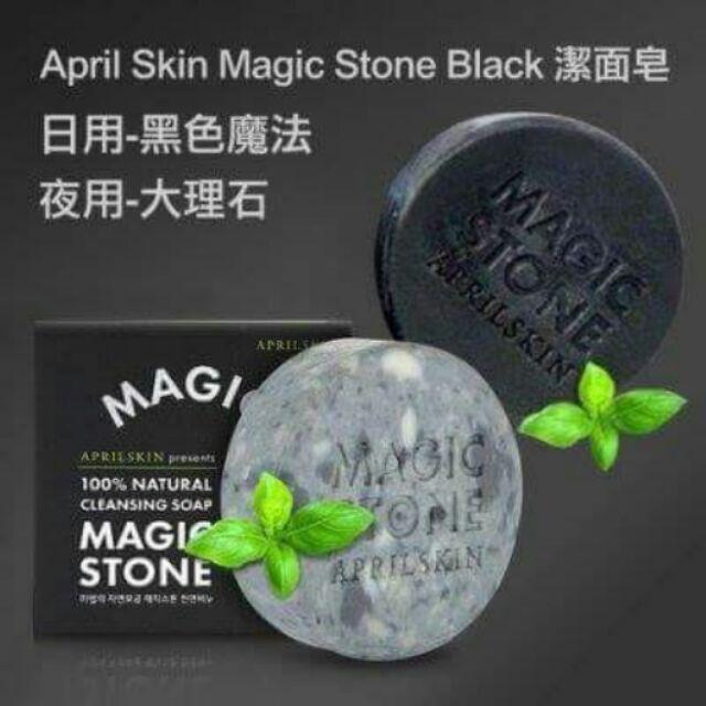 韓國APRIL SKIN 魔法石國民洗臉皂