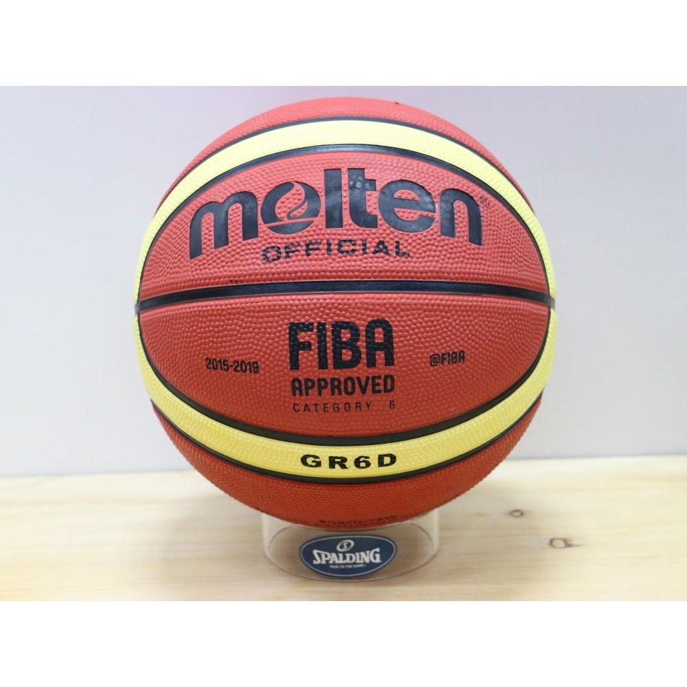 籃球 網 不用等Molten GR6D 女生六號球棕色賣場也有斯伯丁Conti 籃球網袋打
