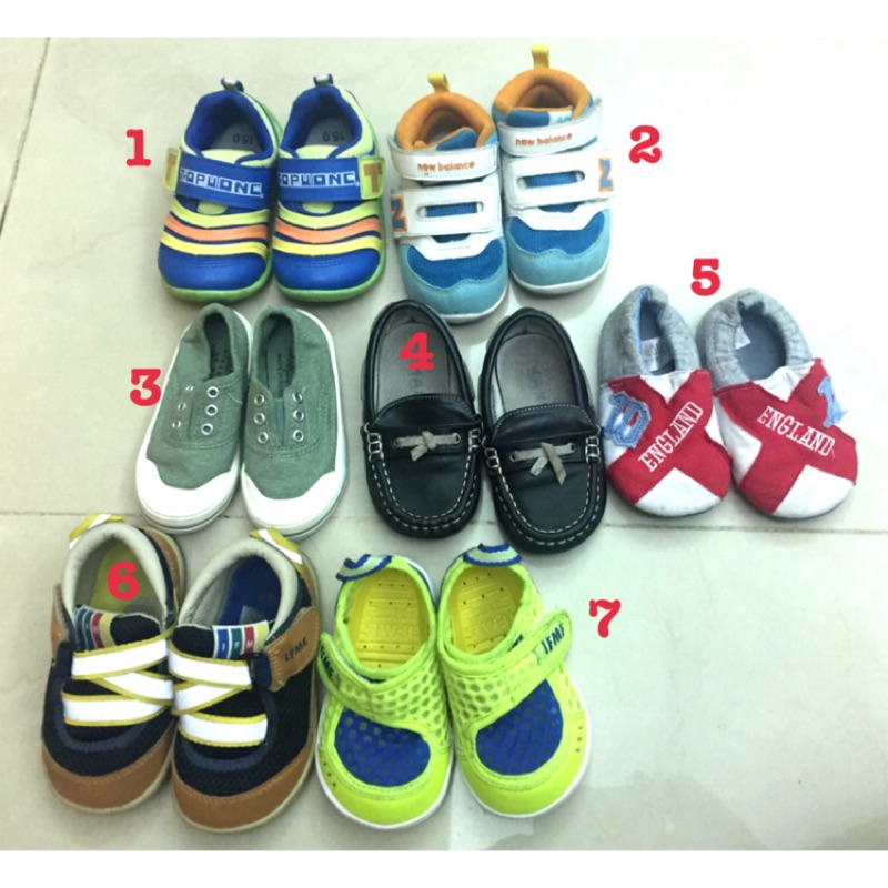 兒童嬰兒幼兒學步鞋室內鞋涼鞋IFME New balance