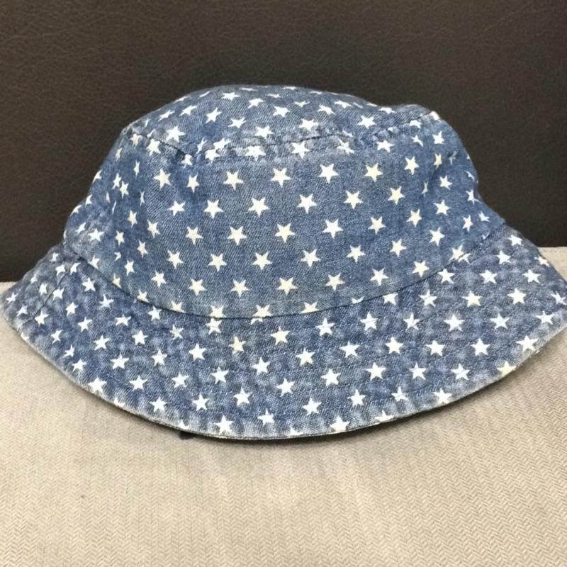 Next 1 2 歲,藍色星星漁夫帽