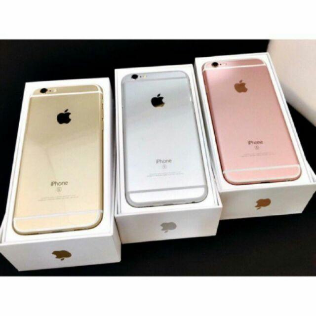 IPHONE6S PLUS 智慧型手機IOS9 完美界面1200 萬像素指紋觸控 一年~大