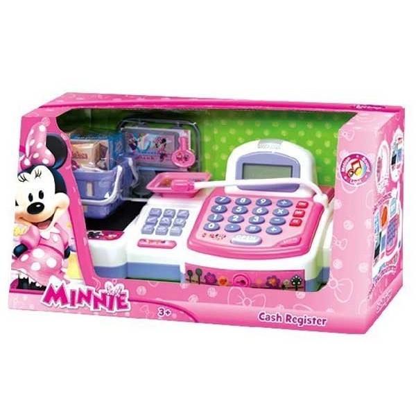 Disney 美妮掃描收銀機米妮掃描音效收銀機 貨