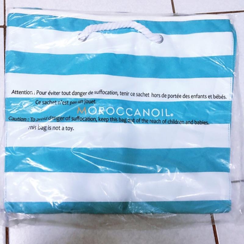 賣MOROCCANOIL 防水海灘袋~托特包~媽媽包~環保 袋