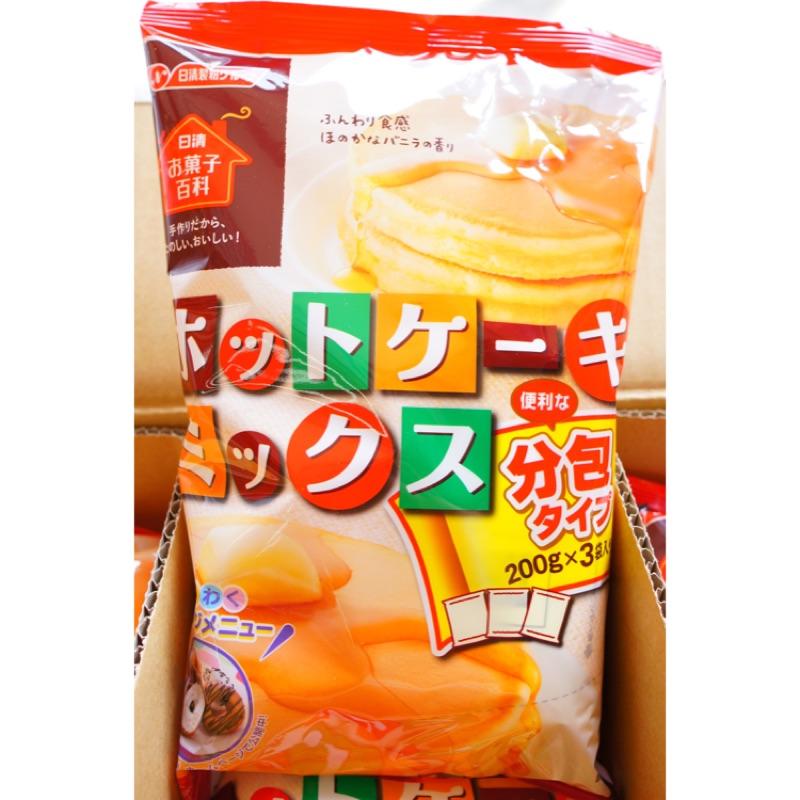 日清鬆餅粉蛋糕粉(每包200g 3 袋入)