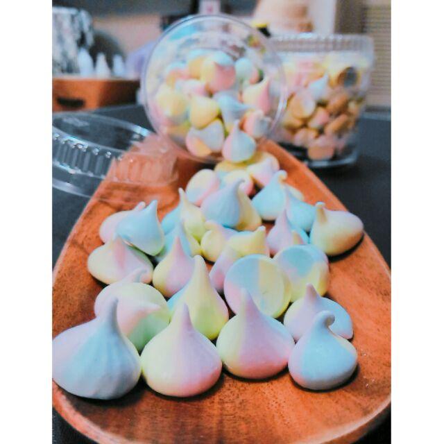 Kisses meringue 水滴馬林糖