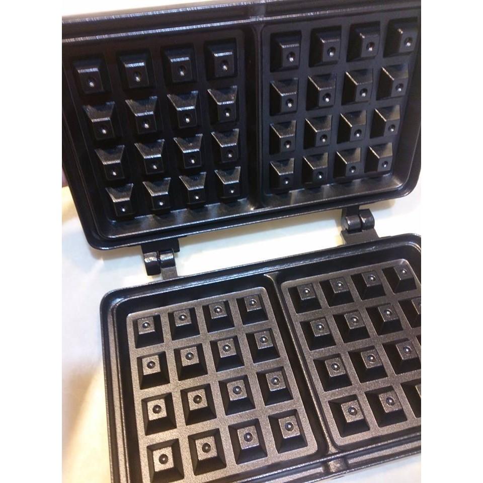 烘焙便利屋WY 018 三箭牌方形厚片鬆餅烤盤模具烤盤鬆餅機