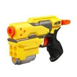 ~購皮~NERF EX6 實戰超暴力小槍N STRIKE elite 菁英彈夾彈匣吸盤水彈
