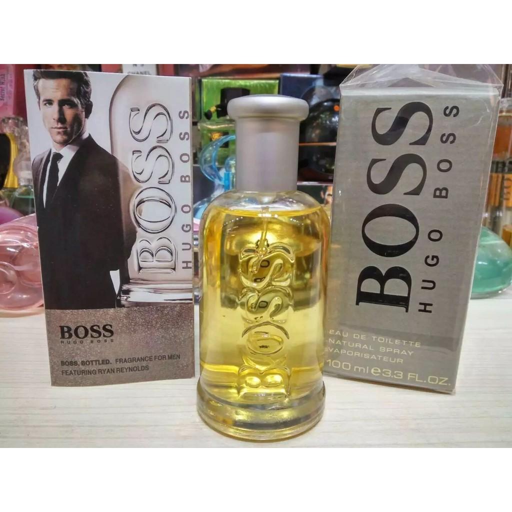 BOSS 系列波士hugo boss night 自信深夜版男士香水男香100ml 香奈兒