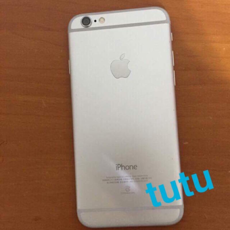 iphone6 64GB 整新機 3 個月