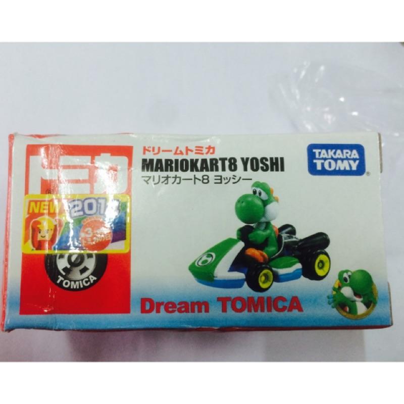 Dream TOMICA 多美夢幻版小汽車瑪利歐賽車8 耀西車MARIOKART8 YOS