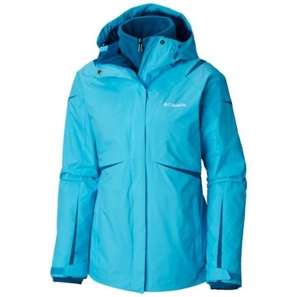 特價~美國Columbia Sportswear Blazing Star 三合一防水透氣外套-女