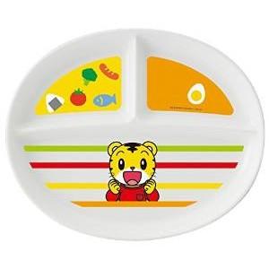 製巧虎分隔餐盤