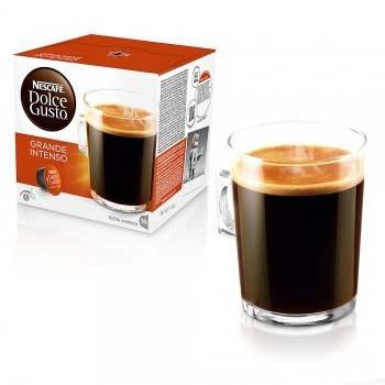 雀巢咖啡DOLCE GUSTO SMART 膠囊美式醇郁濃烈咖啡膠囊