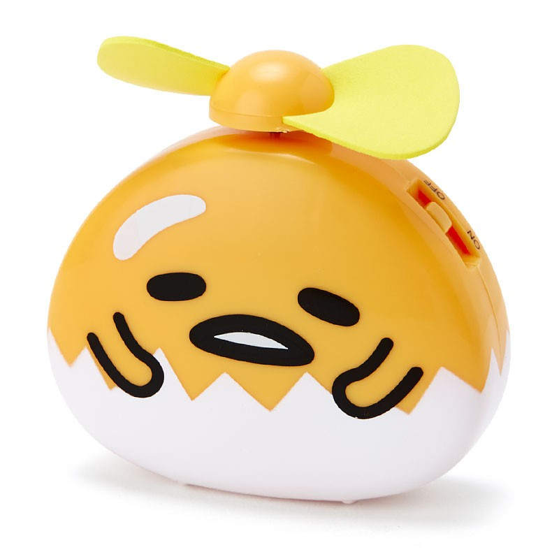 Coco 馬  三麗鷗安全葉攜帶型電扇KITTY 凱蒂貓MELODY 美樂蒂蛋黃哥布丁狗電