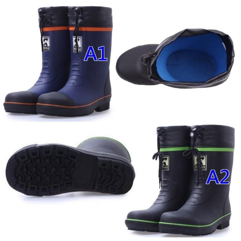 廠商直銷中筒鋼頭防砸雨鞋中筒工作安全雨鞋防滑雨鞋釣魚雨鞋 雨靴安全鞋