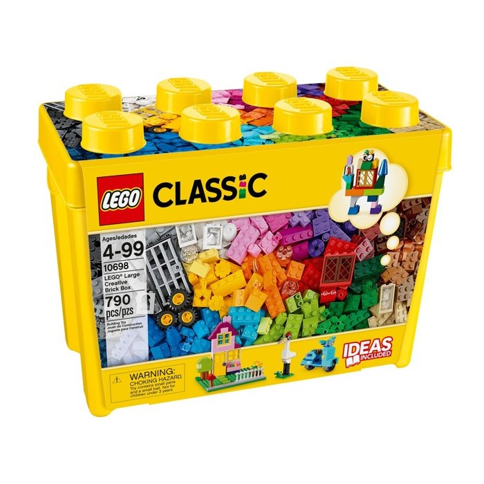 聖誕特惠數量極少周周GO 玩具森林樂高LEGO 10698 CLASSIC 系列樂高R 大