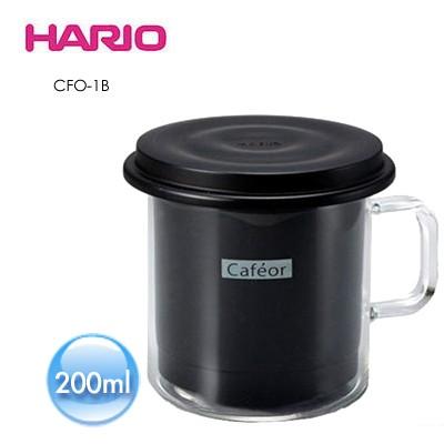 ஐ珈琲倉ஐHARIO CFO 1 咖啡壺金屬濾網獨享杯免濾紙