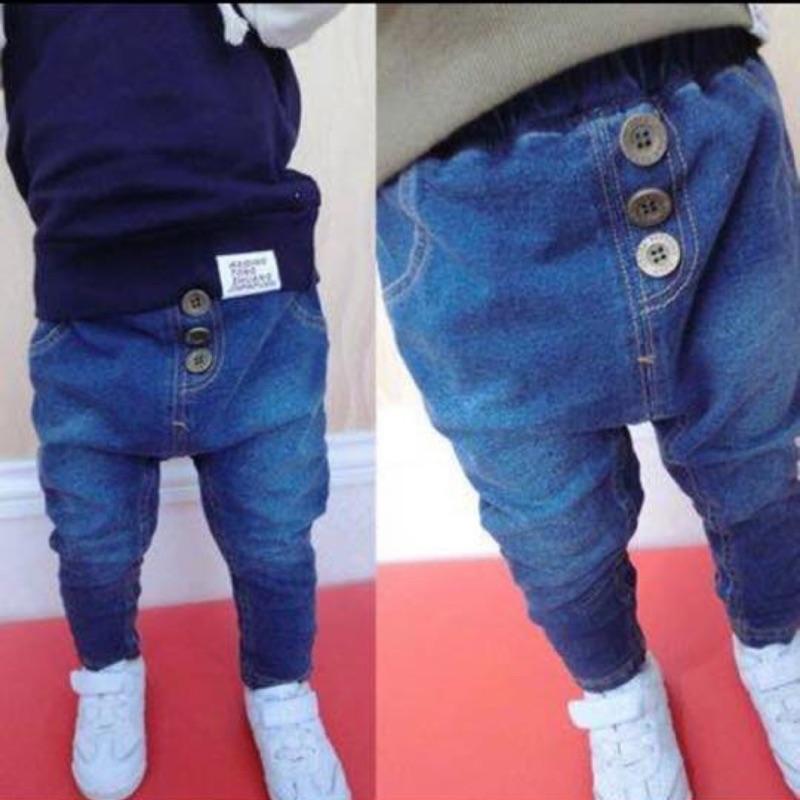 寶寶哈倫牛仔褲~180 5 、13 各一
