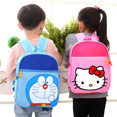 迪士尼卡通Hello Kitty 兒童背包小學生書包超輕防水雙肩包男童女童書包
