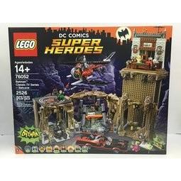 必買站  樂高LEGO 76052 Batman ™Classic TV Series –