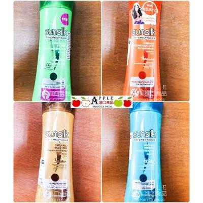 !✦Apple 國際食品~泰國sunsilk 三修洗髮精綠瓶橘瓶紫瓶藍瓶晴絲洗髮乳~ 零食