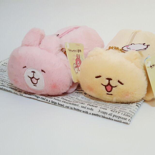 卡娜赫拉kanahei 貓咪兔子絨毛鉛筆盒筆袋
