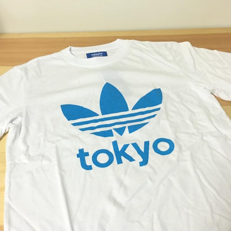 Wizaa Adidas 短Tee Tokyo 東京限定