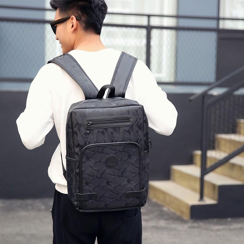 【 】雙肩包男女背包 潮流書包學院風大高中學生旅行包休閒商務電腦包