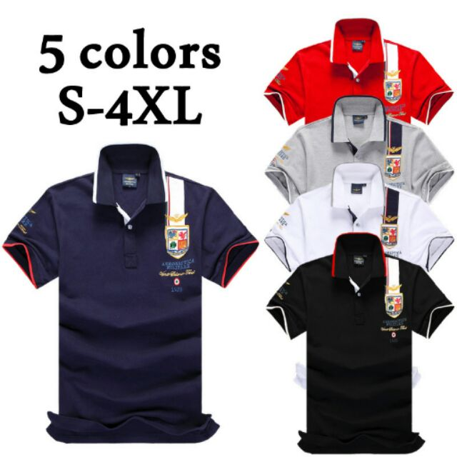 9 先生894 男裝翻領Polo 空軍一號男士短袖T 恤青春潮男POLO 衫894
