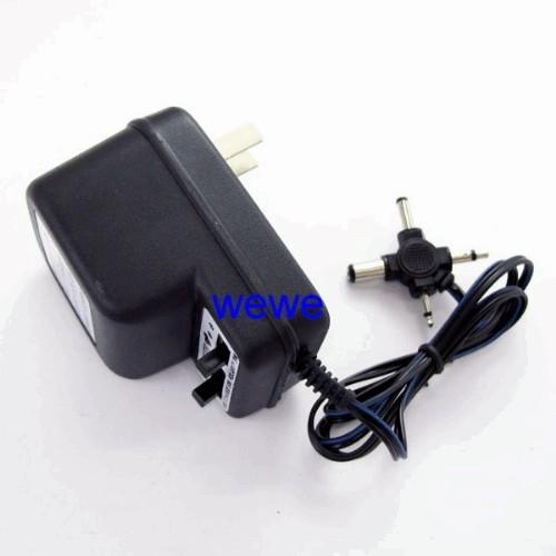 ~~變壓器6 段六段電壓切換led 時鐘鬧鐘無線電話計算機收錄音機答741010