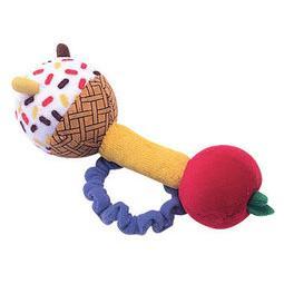 people 手搖鈴手環可玩可咬嬰幼兒玩具